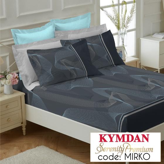 Drap Kymdan Serenity Premium 180 x 200 cm (drap + áo gối nằm) MIRKO