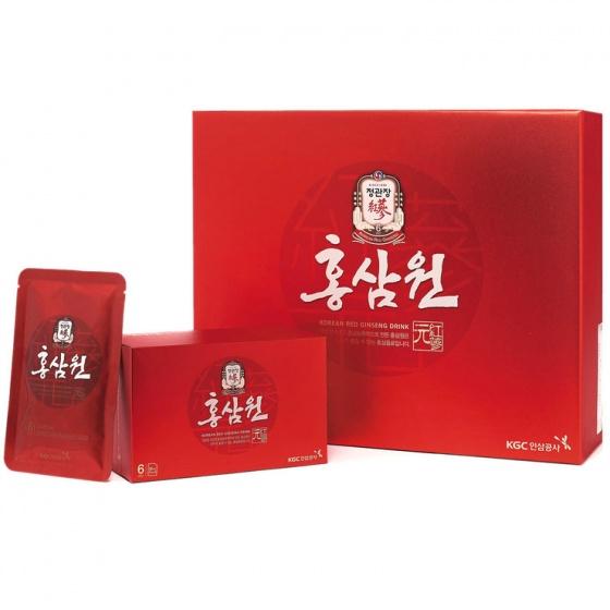 Nước hồng sâm Won KGC Cheong Kwan Jang (15 gói)