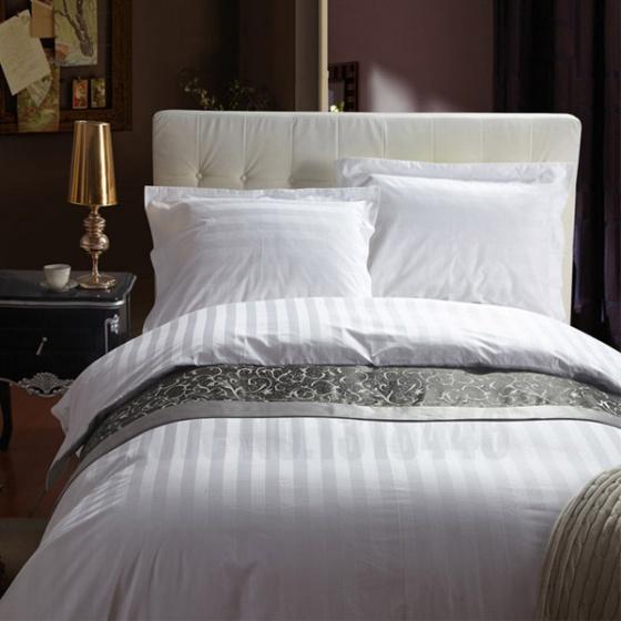 Bộ chăn ga gối 100% cotton sợi bông Hàn Quốc Julia (bộ 5 món có chăn chần gòn) 23PBG18