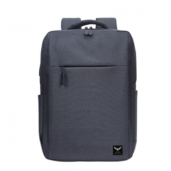 Balo laptop Laza bl416 - chính hãng phân phối - đen