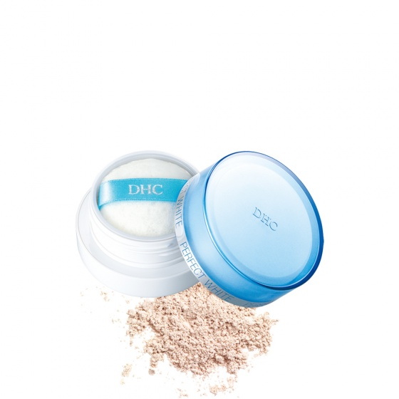 Phấn phủ dạng bột DHC Perfect White Lucent Powder 8g