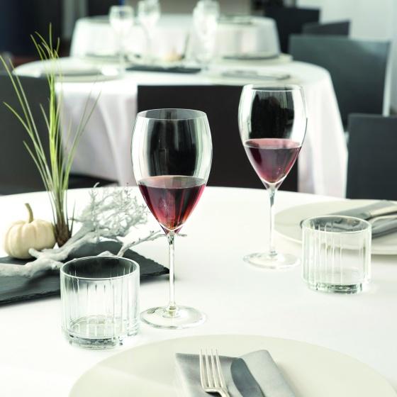 Bộ 6 ly rượu vang Pha lê RCR Wine...