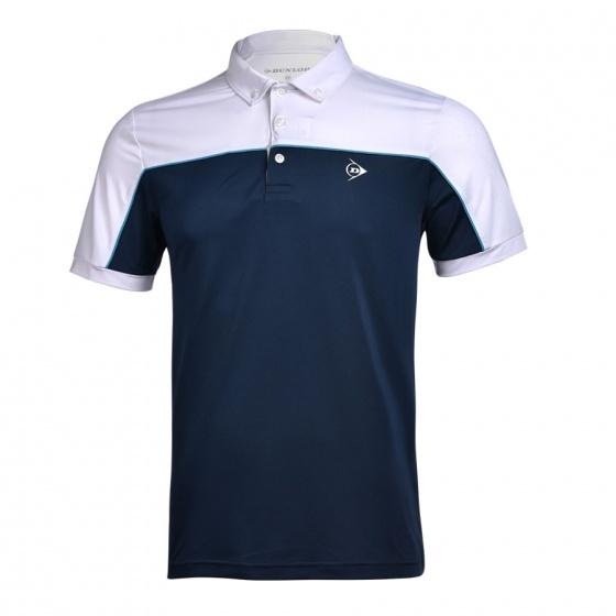 Áo tennis nam Dunlop - DATES9054-1C-NV (Xanh Navy)