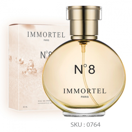 Nước hoa nữ IMMORTEL No 8 Eau De Parfum 60ml