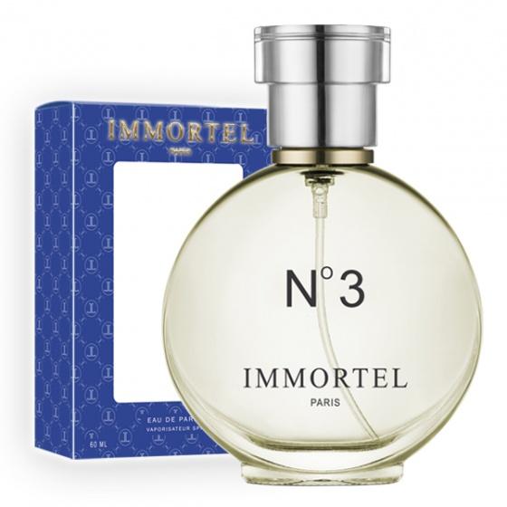 Nước hoa nam IMMORTEL No 3 Eau De Parfum 60ml