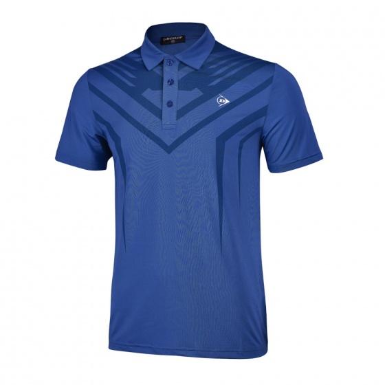 Áo thể thao nam Dunlop - DASLS9078-1C-BL (xanh lam)