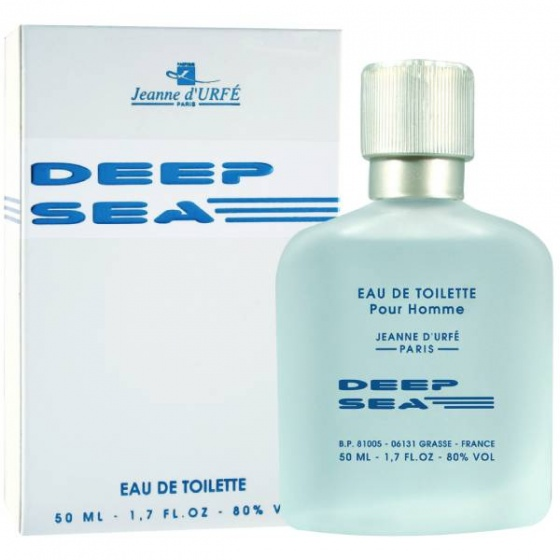 Nước hoa nam Jeanne D'urfe Paris Deep Sea EDT 50ml