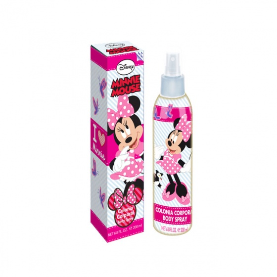 Chai xịt thơm toàn thân Minnie Body Spray 200 ml