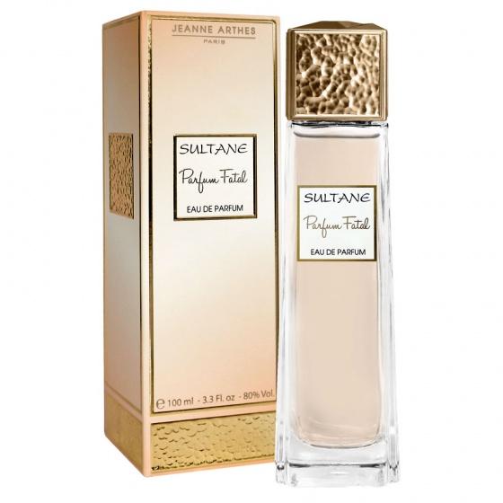 Nước hoa nữ Jeanne Arthes Paris Sultane Parfum Fatal EDP 100ml