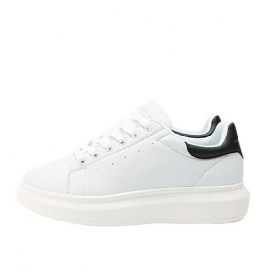 Giày sneaker chính hãng Domba High Point White-Black H-9111