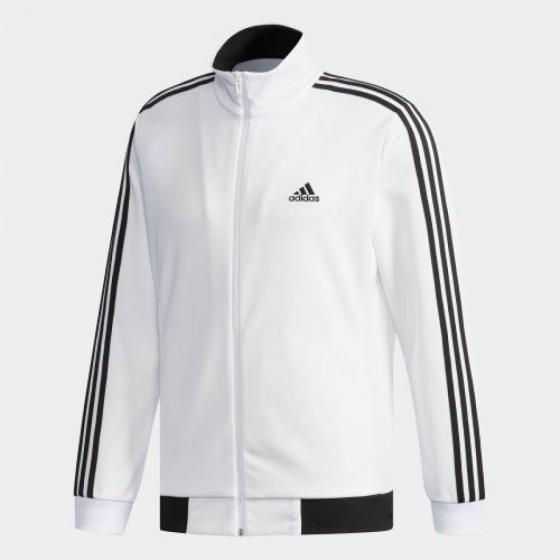 Áo khoác chính hãng Adidas Essentials 3 stripe jersey BR1128