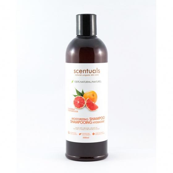 Dầu gội hương bưởi - Grapefruit  Natural moisturizing shampoo