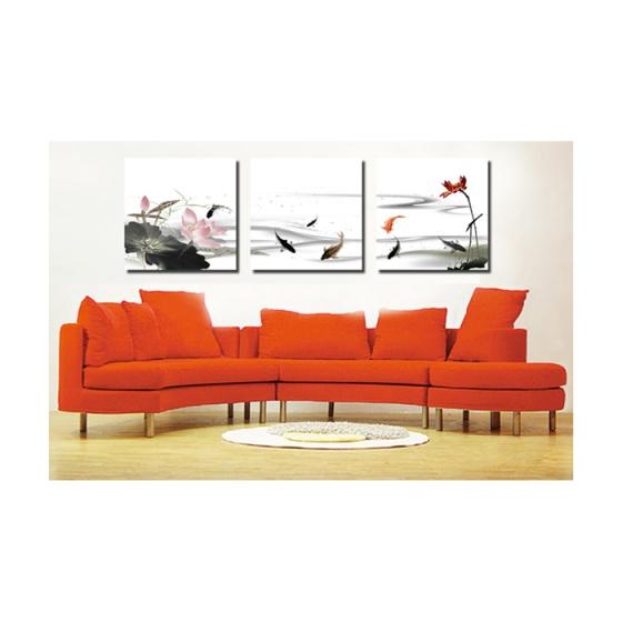 Tranh nghệ thuật phòng ngủ Q6D12-SS0042