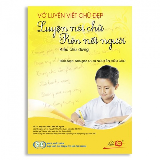 Luyện viết chữ đẹp Điểm 10 LVCD-03