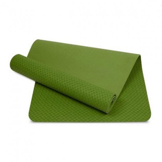 Thảm tập Yoga Zera TPE 1 lớp 6mm - tặng túi đựng thảm