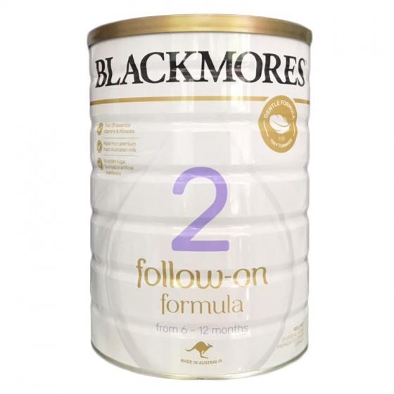 Sữa Blackmores Toddler Milk Drink Stage-2 cho bé từ 6-12 tháng tuổi trở lên (900g)