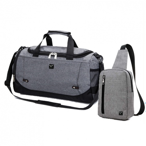Combo túi du lịch TX371 và túi đeo chéo TX361 - chính hãng phân phối.
