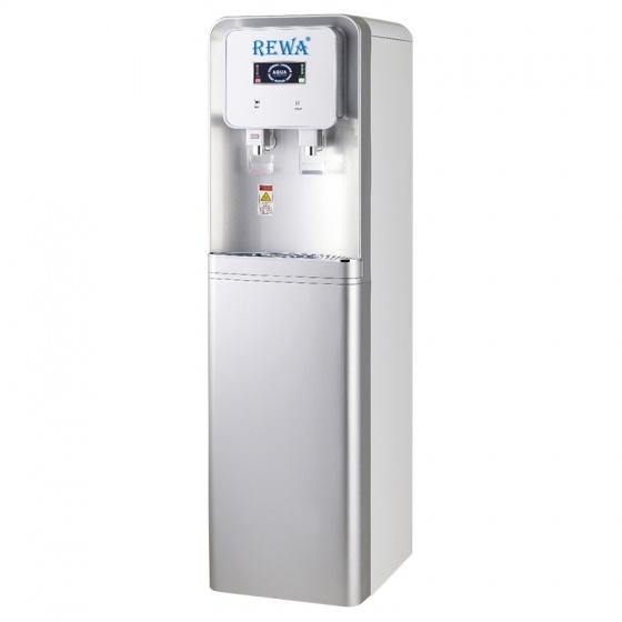Máy lọc nước nóng lạnh Rewa RO-816.silver