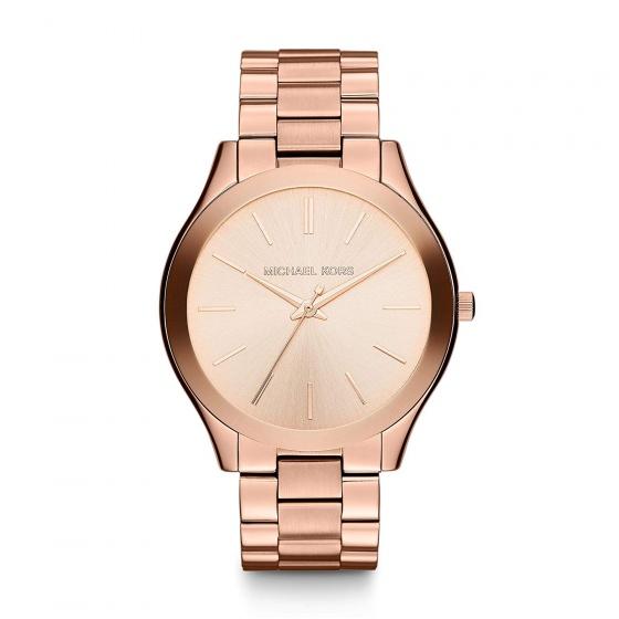 Đồng hồ nữ chính hãng Michael Kors MK3197 bảo hành toàn cầu - Máy pin dây thép không gỉ