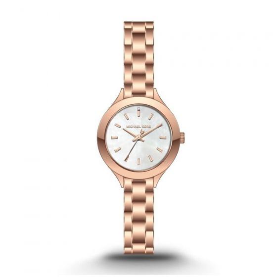 Đồng hồ nữ chính hãng Michael Kors MK3872 bảo hành toàn cầu - Máy pin dây thép không gỉ
