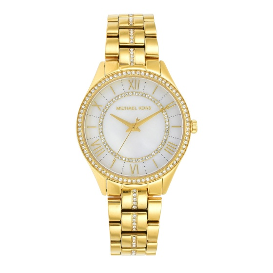Đồng hồ nữ chính hãng Michael Kors MK3899 bảo hành toàn cầu - Máy pin dây thép không gỉ