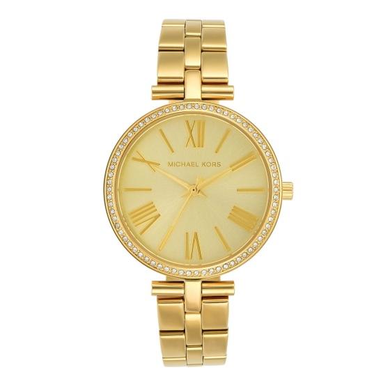 Đồng hồ nữ chính hãng Michael Kors MK3903 bảo hành toàn cầu - Máy pin dây thép không gỉ