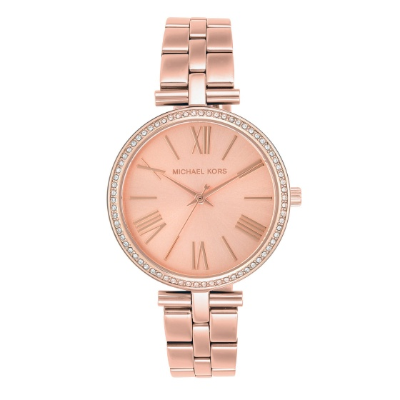 Đồng hồ nữ chính hãng Michael Kors MK3904 bảo hành toàn cầu - Máy pin dây thép không gỉ