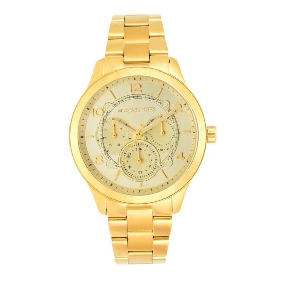 Đồng hồ nữ chính hãng Michael Kors MK6588 bảo hành toàn cầu - Máy pin dây thép không gỉ