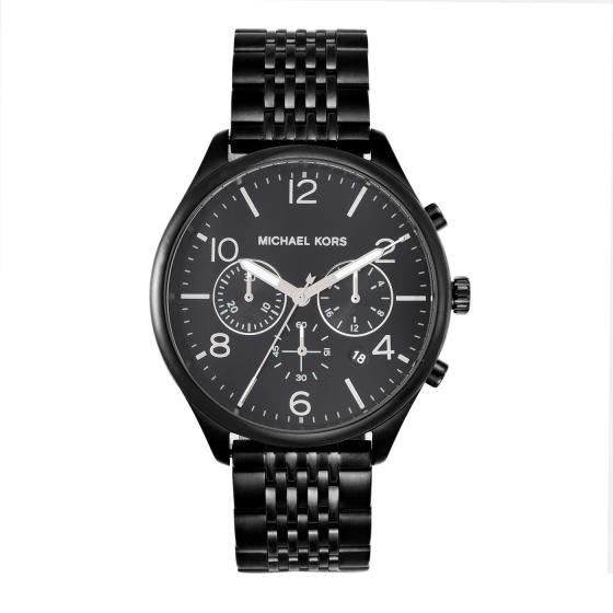Đồng hồ nam chính hãng Michael Kors MK8640 bảo hành toàn cầu - Máy pin dây thép không gỉ