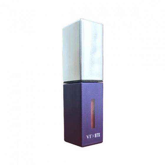 Son môi The Sweet Mousse Lip Fluid Màu 02- San hô