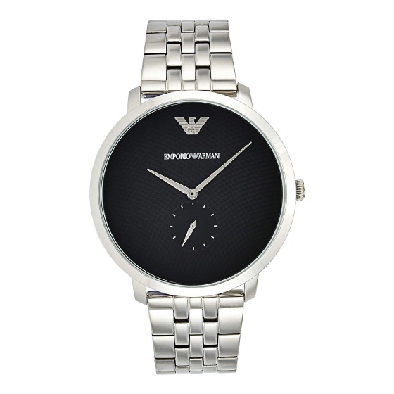 Đồng hồ nam chính hãng Emporio Armani AR11161 bảo hành toàn cầu - Máy pin dây thép không gỉ