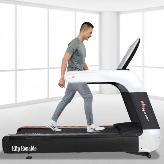 Máy chạy bộ điện Elip Ronaldo động cơ 7.0