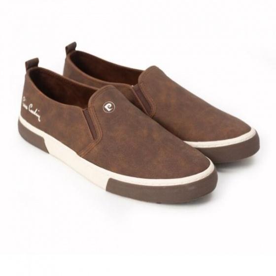 Giày lười nam Pierre Cardin - PCMFWSD100BRW màu nâu
