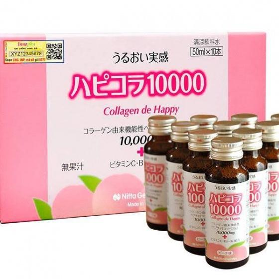 Collagen giữ cho làn da luôn tươi trẻ - Collagen De Happy