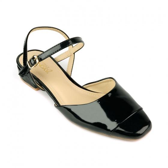 Sandal êm chân Sunday SD30 đen