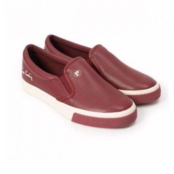 Giày lười nữ Pierre Cardin PCWFWSD099RED màu đỏ