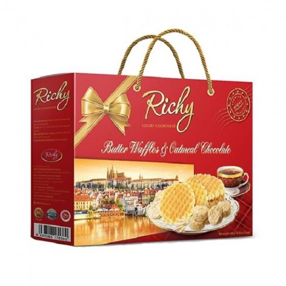 Bánh Richy quai xách 368g