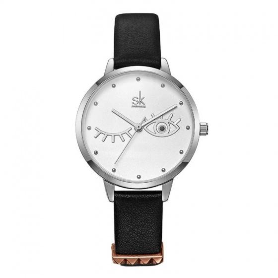 Đồng hồ nữ chính hãng Shengke UK K9011L-01 đen