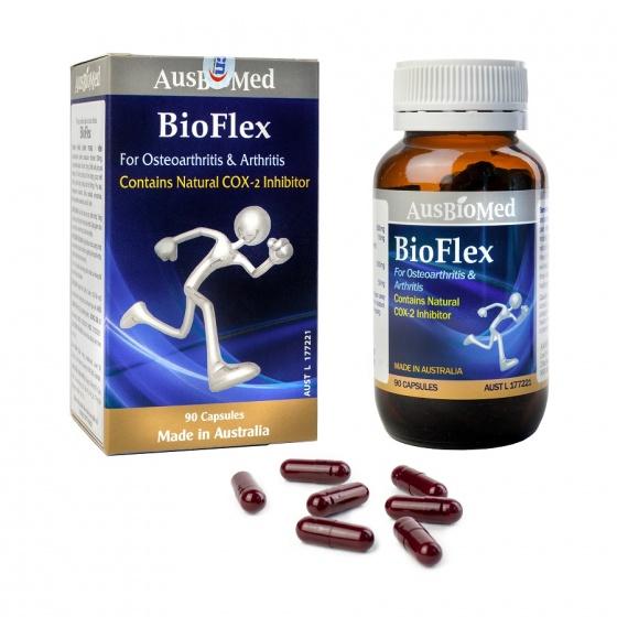 Bioflex điều trị thấp khớp, thoái hoá khớp, viêm đa khớp
