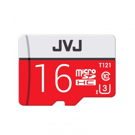 Thẻ nhớ JVJ Micro SDHC Pro 16G C10 – thẻ nhớ chuyên dụng cho camera