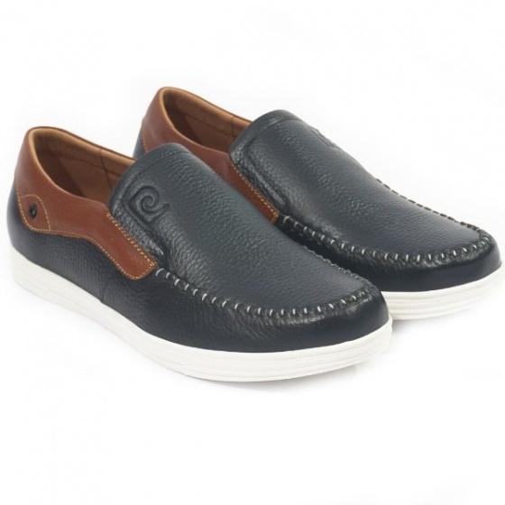 Giày lười nam Pierre Cardin PCMFWLD098NAY màu xanh đen