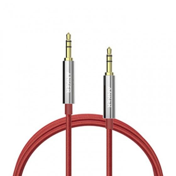 Cáp âm thanh bọc nylon Anker - 3.5mm - A7113