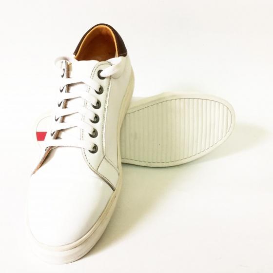 Giày da bò chính hãng Geleli