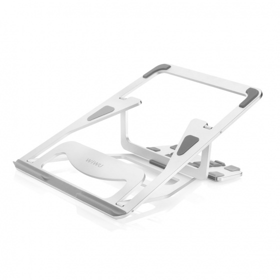 Dock giá đỡ cho Laptop nhiều nấc WIWU Stand S100 (màu bạc)