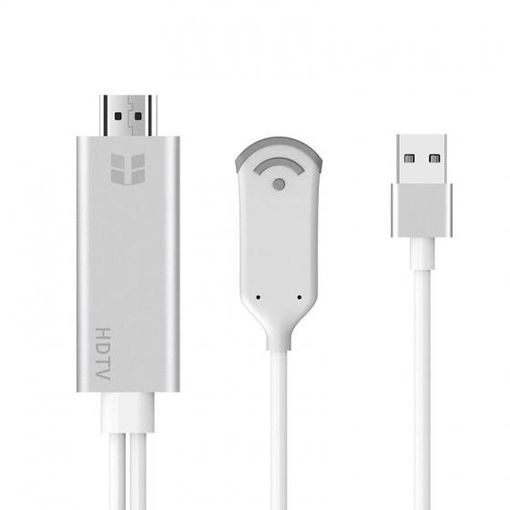 Bộ xuất hình ảnh HDMI không dây cho iOs, Android, Windows 10 Aturos OT-71