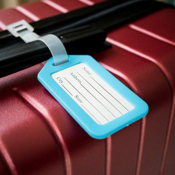 Thẻ tên treo vali TRIP (giao màu ngẫu nhiên)
