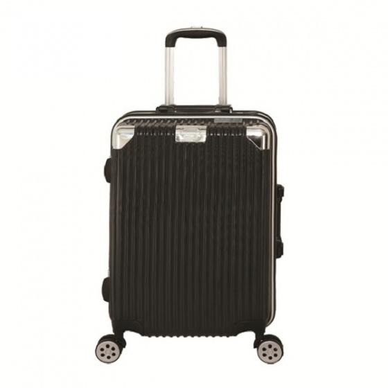 Vali khung nhôm Trip A06 size 50cm đen