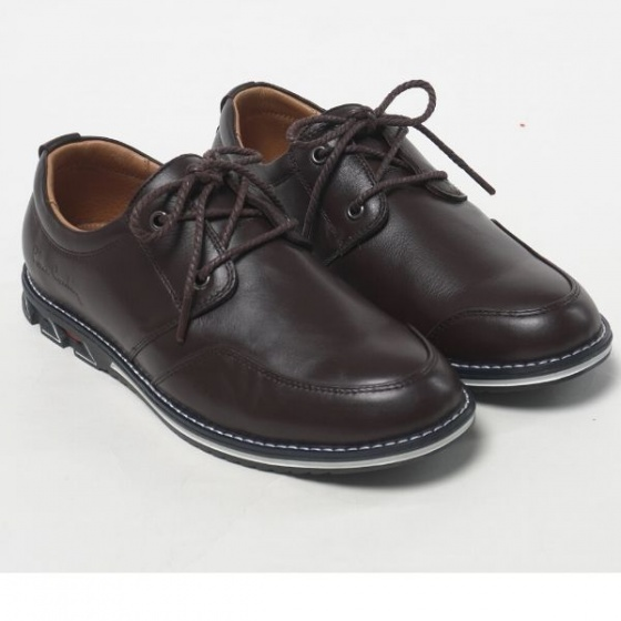Giày da nam Pierre Cardin PCMFWLD308BRW màu nâu