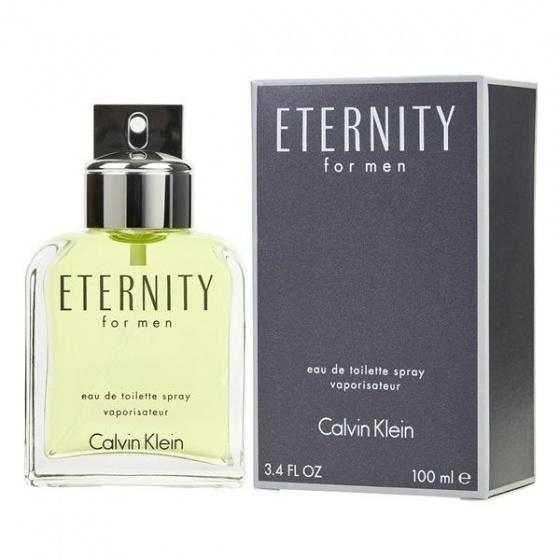 Nước hoa nam Calvin Klein Eternity Eau De Toilette 100ml