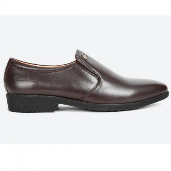 Giày da Pierre Cardin Penny Loafer PCMFWLC089BRW màu nâu